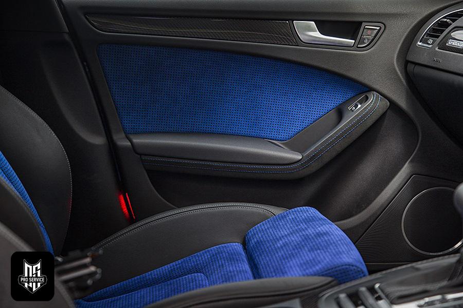 Tapizado de las puertas tapicer a del coche nuestros - Materiales para tapizar ...