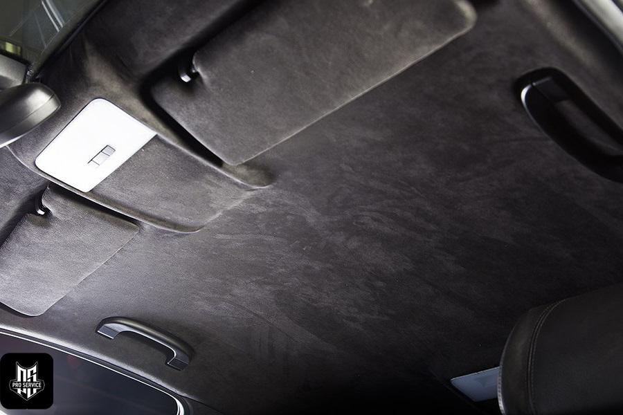 Tapizado del techo tapicer a del coche nuestros - Materiales para tapizar ...