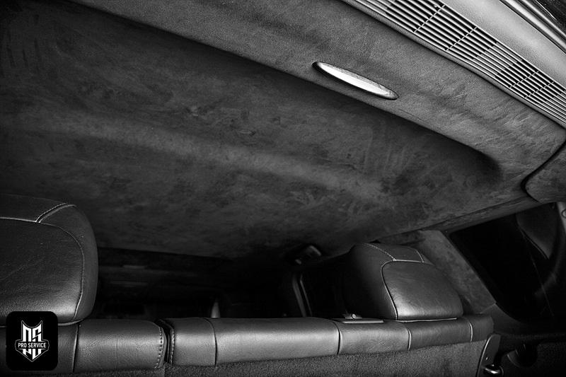 Tapizado de techo novedades pro service tapizar techo - Materiales para tapizar ...