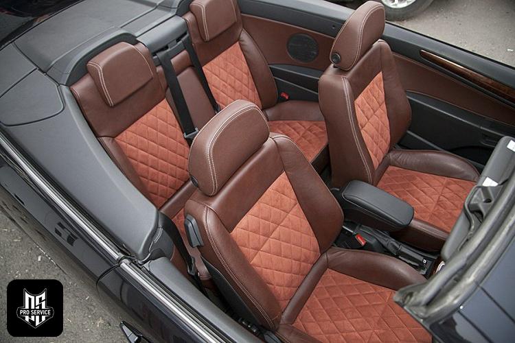 Tapizar Sillones De Coche.Tapizado Asientos Opel Astra Cabrio Nuestros Trabajos Pro